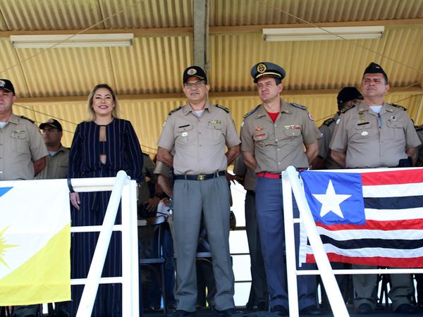Em Palmas, PM forma 24 alunos na 12ª turma de Força Tática