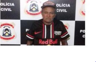 José Carlos, suspeito de posse ilegal de arma de fogo e furto.JPG