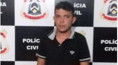 Fábio Ferreira, suspeito de lesão corporal e violência doméstica.JPG