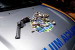 Arma de fogo Drogas e munições apreendidas pela PM em Araguaína.png