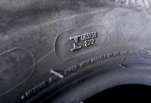 Os pneus novos e reformados  devem contar com o Selo de Conformidade do Inmetro