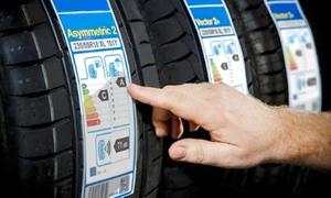 AEM orienta os consumidores sobre a importância de verificar o estado dos pneus e o indicador de desgaste da banda de rodagem, que não pode estar com menos de 1,6 milímetros