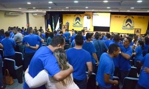 Aula Inaugural do Curso de Formação do Sistema Socioeducativo