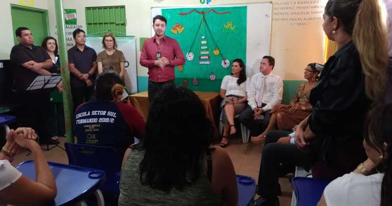 Lancamento do Projeto Canto Coral na Unidade Prisional Feminina