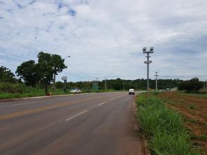 Radar da rodovia de acesso ao aeroporto de Palmas é aferido pela Metrologia Estadual