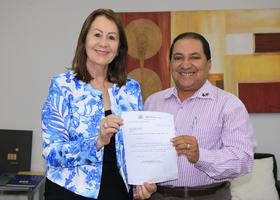 Com o termo de parceria assinado com a prefeitura de Guaraí, o município cederá um espaço para as novas instalações do Sine na cidade