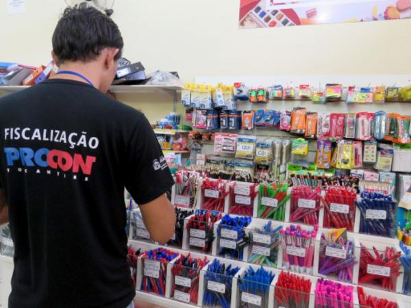 Procon Tocantins orienta consumidores a pesquisar antes de comprar