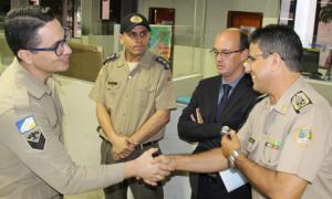 Encontro trouxe alinhamentos das pastas no que tange à segurança pública integrada, bem como as melhores formas de integração - Governo do Tocantins