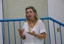 Para Juliana Matos o controle social garante à sociedade participação da população na formulação de políticas públicas