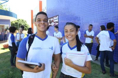 Os alunos participantes da OBMEP dispõem de mais materiais para estudar