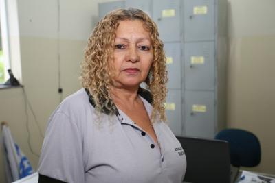 Maria Gorete destacou que uma reforma desta proporção nunca tinha acontecido na escola