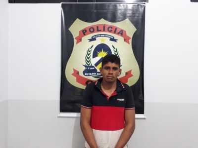 Suspeito de assassinar criança é preso pela Polícia Civil em Palmas