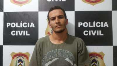 Suspeito de cometer vários homicídios é  preso pela Polícia Civil em Gurup