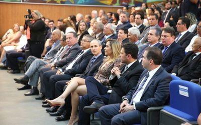 Homenagem - Colar do Mérito TCE/TO - Nivair Vieira Borges - 07/02/2019