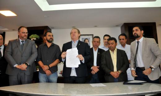 Governador reforça que redução vai criar as condições de voos tanto do Tocantins para outros estados, como também a criação de rotas internas