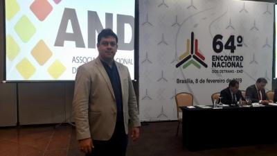 Presidente - Colemar Câmara