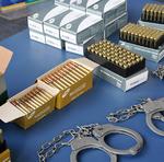 Governador do Estado entregou  35 fuzis tipo T4, 192 coletes balísticos; 200 coletes a prova de balas, 200 algemas de tornozelo dupla trava; 50 espingardas calibre 12; e cerca de 230 mil munições