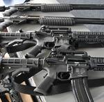 Foram entregues  35 fuzis tipo T4, 192 coletes balísticos; 200 coletes a prova de balas, 200 algemas de tornozelo dupla trava; 50 espingardas calibre 12; Cerca de 230 mil munições