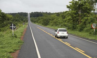 O Crema-2 irá reabilitar 1,3 mil quilômetros de pavimento