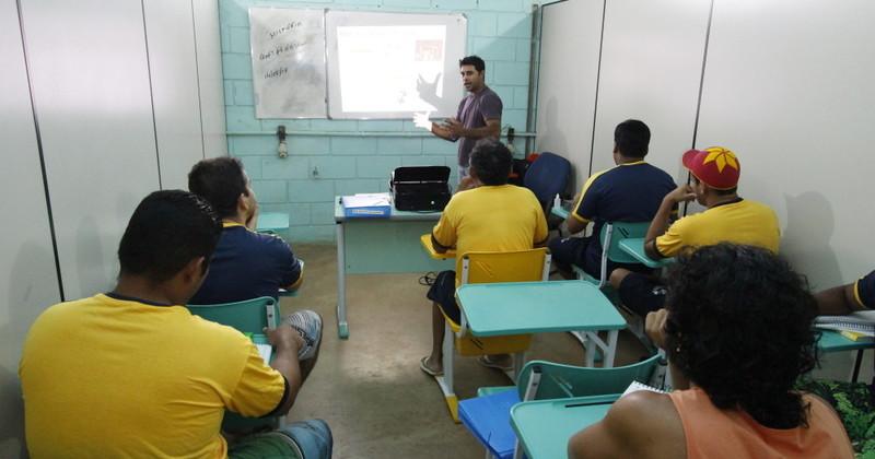 Os aprovados irão compor o cadastro de reserva para professores regentes do Pronatec no sistema prisional
