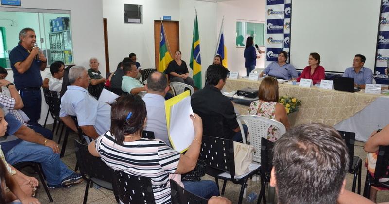 No encontro, o secretário garantiu que será dado andamento às obras de reforma, adequação e ampliação do Hospital Regional de Augustinópolis