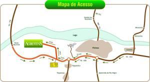 MAPA DE ACESSO AGROTINS