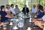 Reunião aconteceu na sede da Secad, em Palmas.