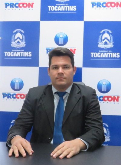 Superintendente do PROCON Walter Nunes Viana Junior-