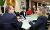 Reunião ocorreu no fim da tarde desta quinta-feira, 21, no Palácio Araguaia