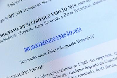 Contribuintes têm até o próximo dia 28 para a entrega do documento