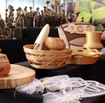 A riqueza do artesanato do Tocantins se traduz em peças feitas com matérias-primas diversas