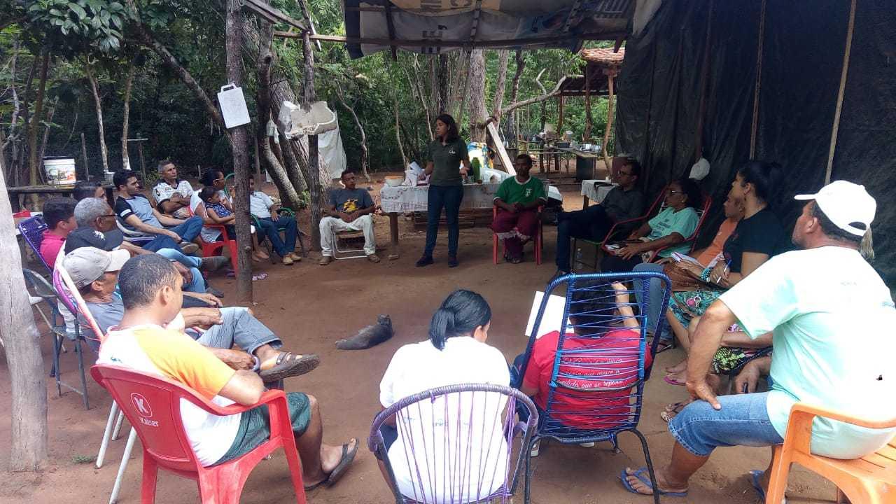 APA Serra do Lajeado acompanha proposta de desenvolvimento do Parque Aquícola Miracema - Lajeado
