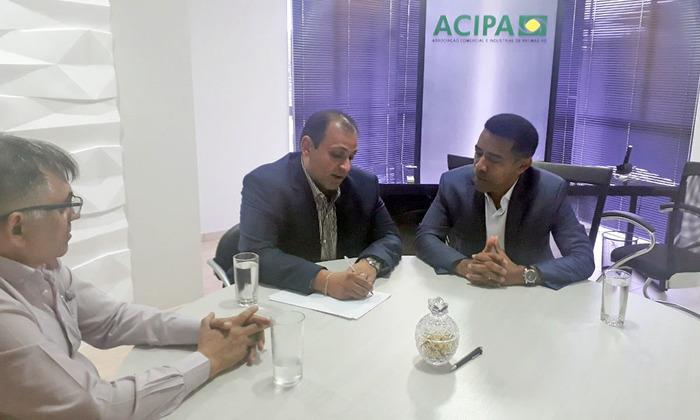 Presidente  da Jucentins tratou sobre as demandas da classe; os desafios enfrentados pelo empresariado tocantinense e enfatizou uma gestão transparente e dinâmica