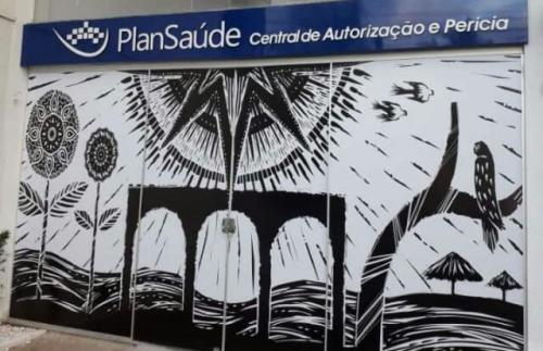A Central de Autorização e Perícia de Araguaína fica localizada no centro da cidade