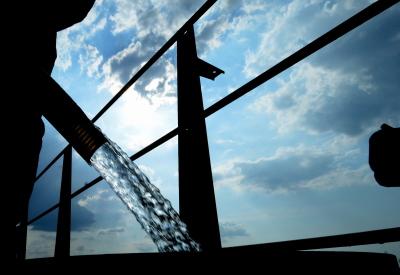 Água fornecida pela ATS, atende a portaria do Ministério da Saúde que dispõe sobre os procedimentos de controle e de vigilância da qualidade da água