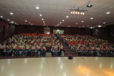 Mais de 400 alunos participaram de atividades do Procon Tocantins
