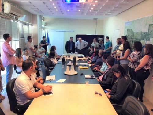 Primeira reunião do ano do Foestur contou com a presença dos gestores da Adetuc e SICS