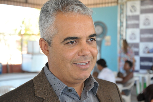 Presidente da Terratins, Aleandro Lacerda, afirmou que está é a maior ação de regularização do Tocantins