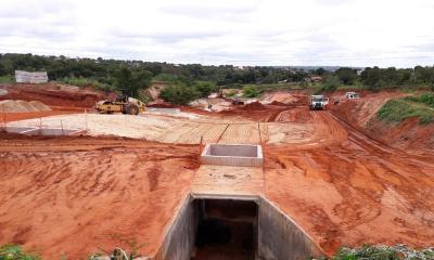 Segundo a Agência Tocantinense de Transportes e Obras (Ageto), 78% da obra já foi realizada - Governo do Tocantins