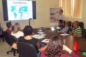 Adapec e Sesau discutem ações de prevenção da raiva nos territórios indígenas