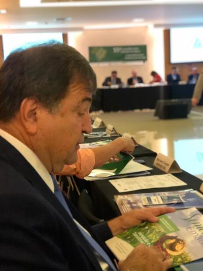 Durante reunião, secretário César Halum diz que o Tocantins é o corredor de exportação, no Norte do Brasil