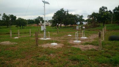Estação metereológica do Tocantins