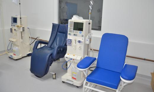 A hemodiálise é única opção de tratamento para os pacientes que têm a perda da função renal, ela permite remover as toxinas e o excesso de água do organismo