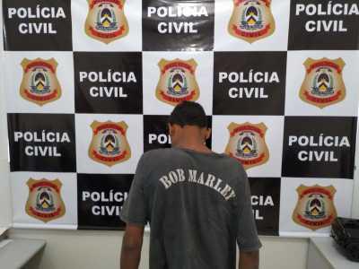 Adolescente é apreendido pela Polícia Civil por ato infracional de furto em Lagoa da Confusão