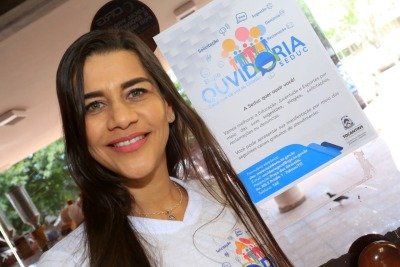 Para Silvânia Araújo, o papel da Ouvidoria é atender o cidadão