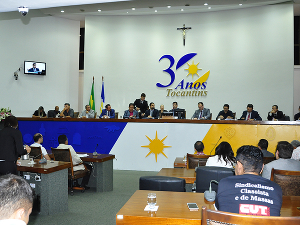 Audiência discutiu a Medida Provisória nº 02,  que suspende reajustes e progressões de servidores públicos; medida visa garantir saúde financeira do Estado
