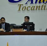 Secretários da Casa Civil, Rolf Vidal, e da Fazenda e do Planejamento, Sandro Henrique Armando, elogiaram a iniciativa da Assembléia em abrir mais um canal de debate com a sociedade