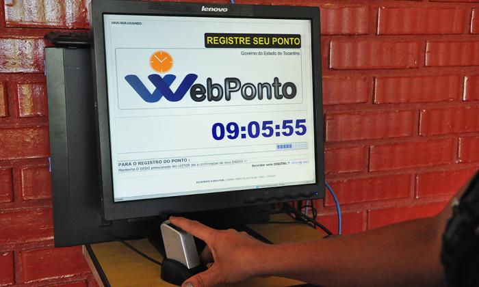 Biometria digital já começa a valer para os680 servidores lotados nas unidades de Palmas a partir do próximo dia 1º de abril