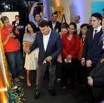 Além de homenagear o ex-governador Siqueira Campos, a exposição resgata a luta libertária da população do antigo norte de Goiás pela criação do Tocantins