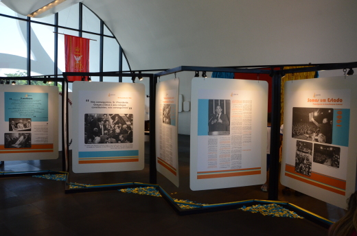 Exposição pode ser conferida a partir desta sexta-feira, 15, até 19 de junho, no Memorial Coluna Prestes, na Praça dos Girassóis, em Palmas
